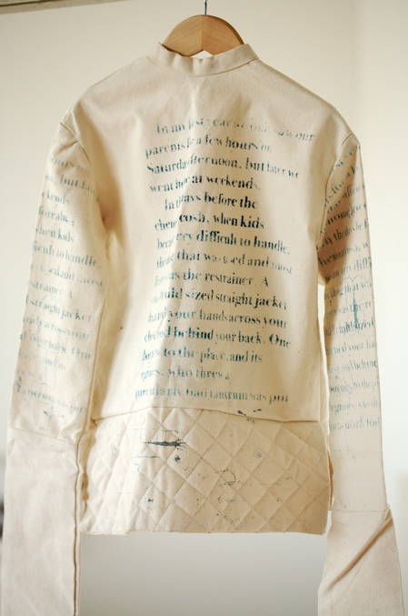 child&39s strait jacket   Julia O&39Connell
